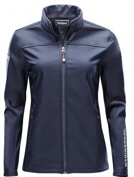 CREW SOFTSHELL JACKET WOMEN